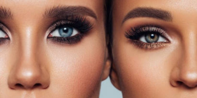 Beautigul girls with flawless Brows